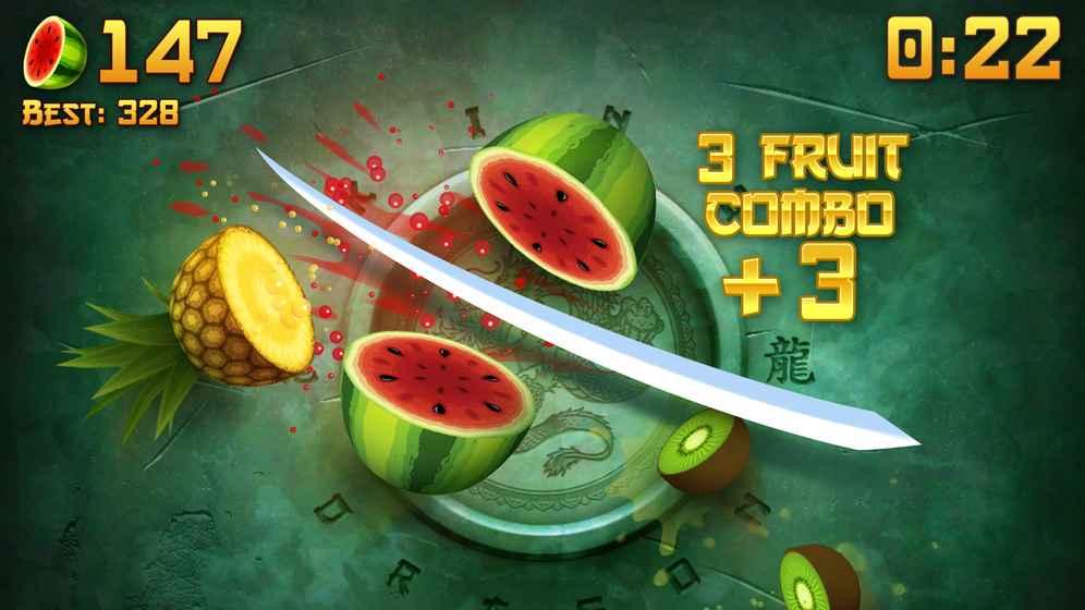 水果忍者中文内购破解版 v4.4.1 安卓版 0