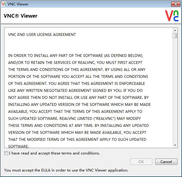 vnc viewer��X版(�h程控制�件) v6.19.715.41730 最新版 1
