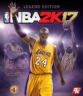 nba2k17汉化版游戏