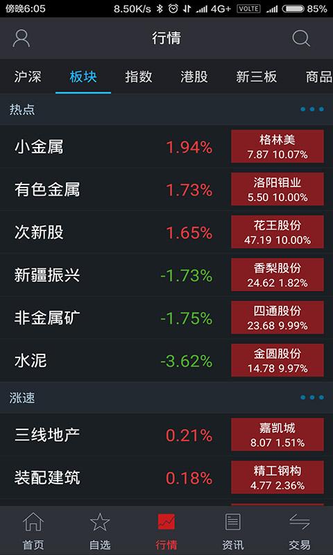南京证券大智慧鑫易通 v8.0.3 官方安卓版 2