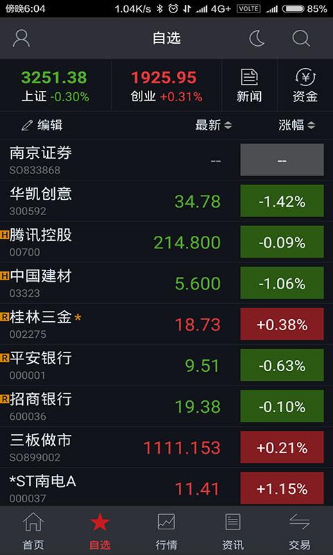 南京证券大智慧鑫易通 v9.10 官方安卓版 3
