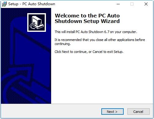 PC Auto Shutdown(电脑定时自动关机qg678钱柜678娱乐官网) v6.7 最新版 1