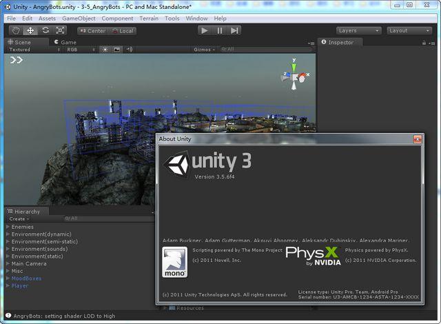 unity3d2017破解版