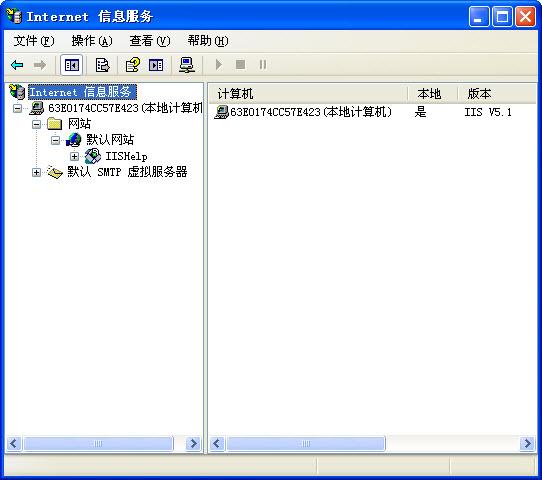 iis 6.0完整安装包 XP/2003 0