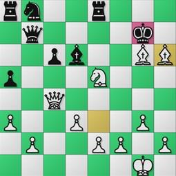 国际象棋游戏(Chess-7)