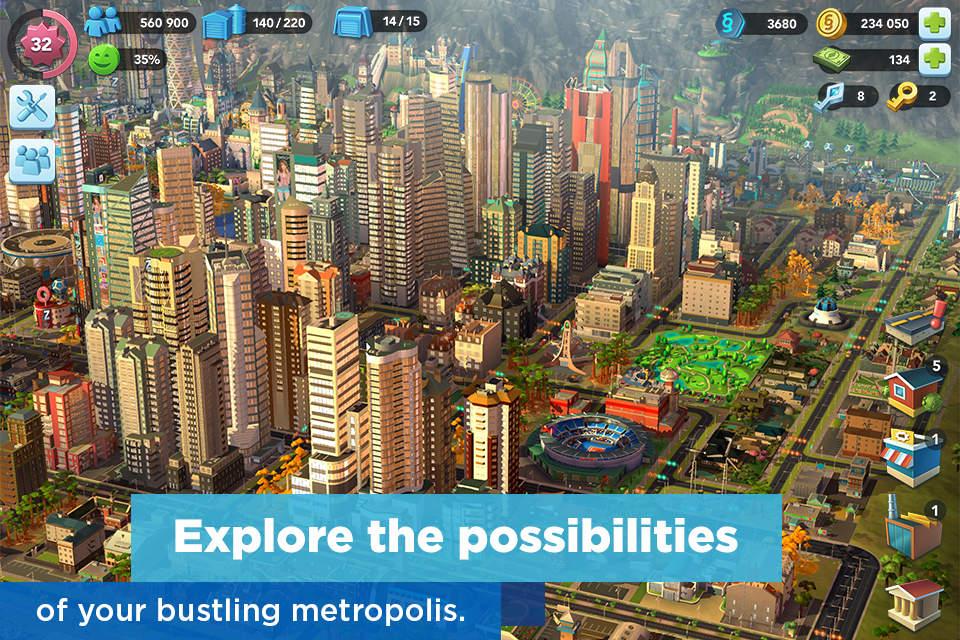 模擬城市之我是市長手機版 v0.26.20306.10765 安卓版 0