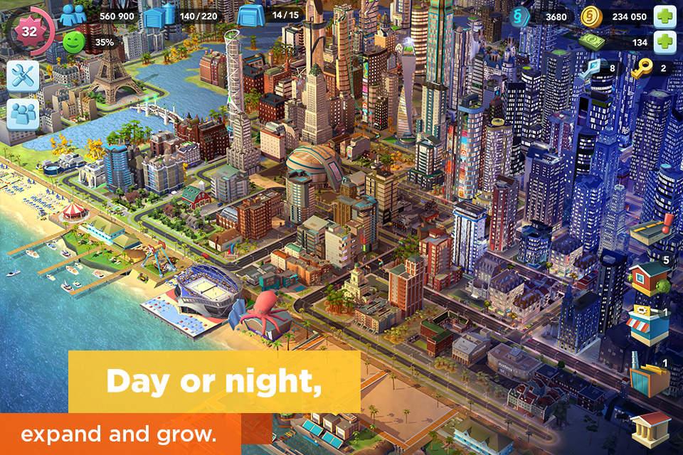 模擬城市之我是市長手機版 v0.26.20306.10765 安卓版 1