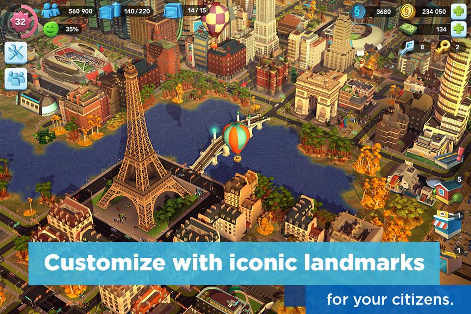 模擬城市之我是市長手機版 v0.26.20306.10765 安卓版 3