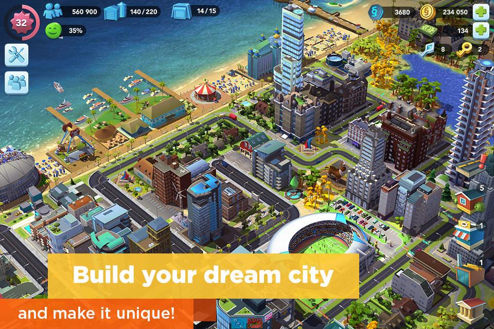 模擬城市手機下載