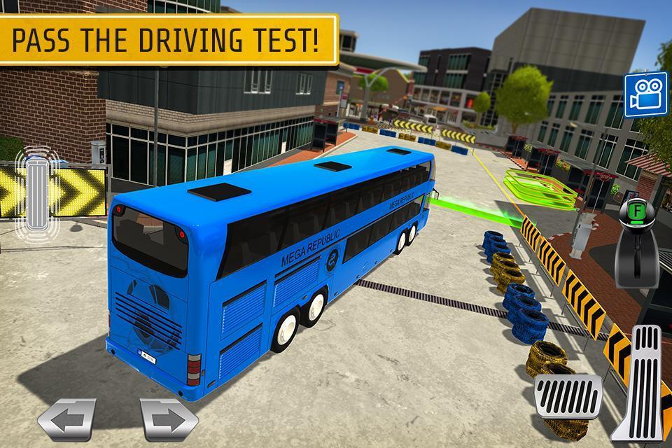 公交车驾校模拟 v1.0 安卓版 1
