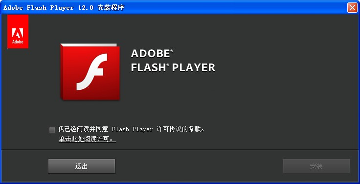 flash player 12
