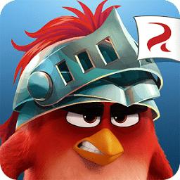 愤怒的小鸟英雄传游戏
