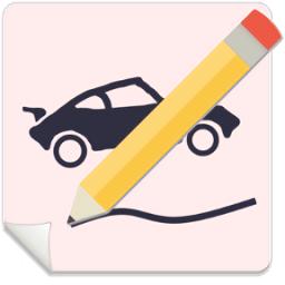 画汽车无限金币破解版(Draw Car Climb Your Hills)
