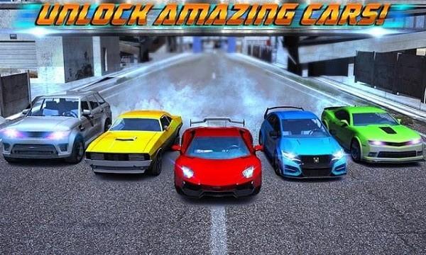 高速汽车逃生无限金币破解版 v1.0 安卓内购版 0