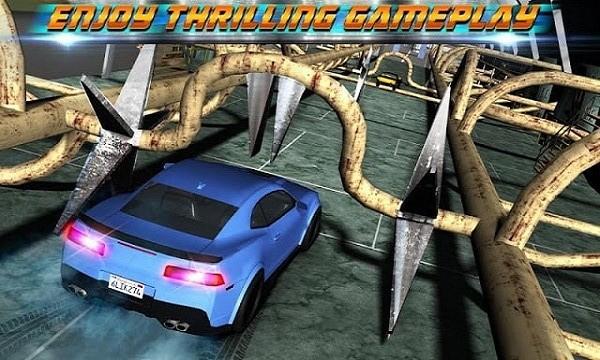 高速汽车逃生无限金币破解版 v1.0 安卓内购版 1