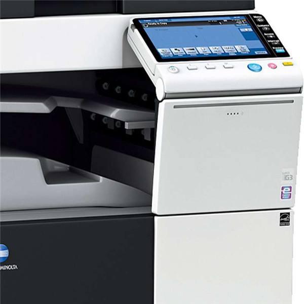 bizhub220打印机