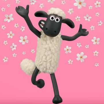 小羊站立简笔画步骤