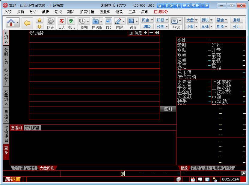 山西证券金典通vip版 v5.18 免费版 1