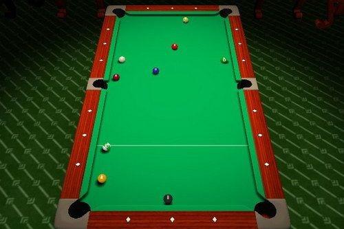 3D国际斯诺克桌球单机游戏 v152.1.8 中文版 0
