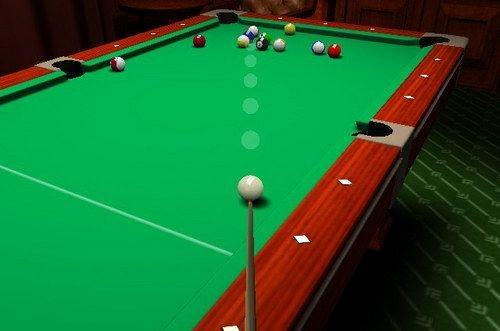 3D国际斯诺克桌球单机游戏 v152.1.8 中文版 1