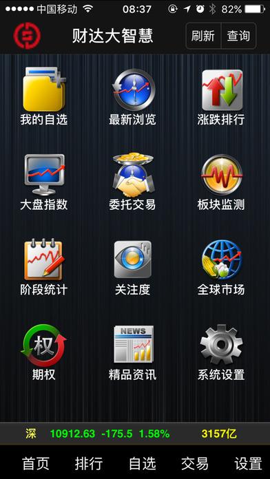 财达大智慧ios版 v2.31 苹果版 2