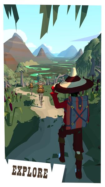 边境之旅苹果版本