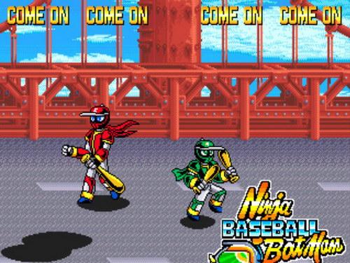 棒球小子街机游戏(含模拟器) 完整版 0