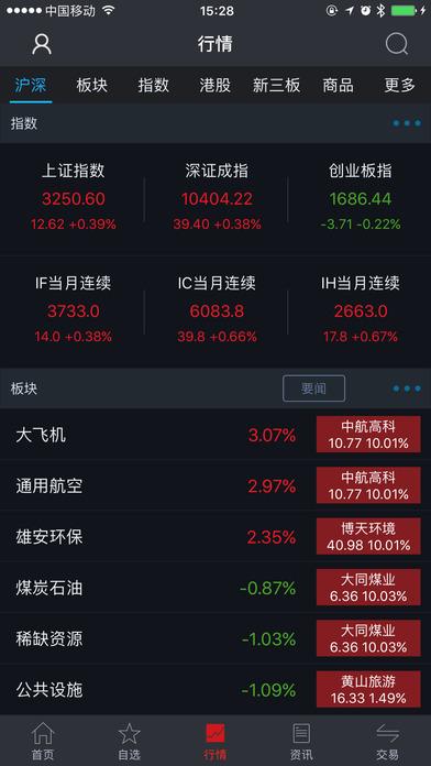 渤海证券大智慧苹果版 v8.06 ios官网版 0