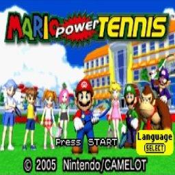 马里奥网球电脑版