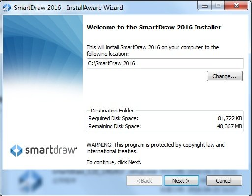 smartdraw2016�h化版 ��X版 1