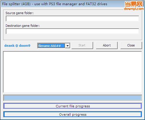 split4g(ps3分割软件) v2.1.0.0 绿色版 0