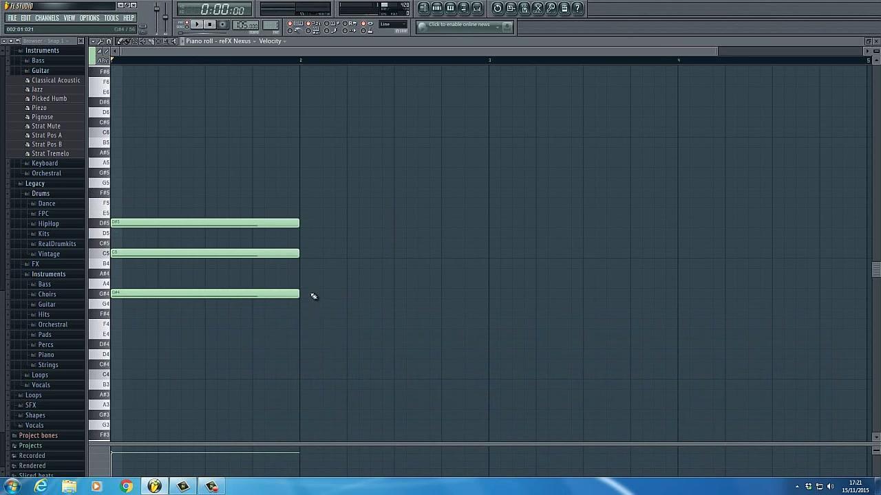 水果fl studio 12 v12.3.0.71 汉化版 0