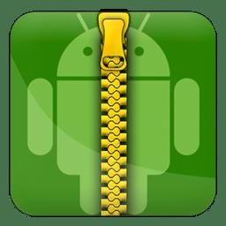 安卓压缩/解压软件 androzip pro