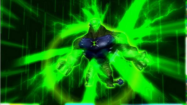 Ben10终极英雄之外星神力