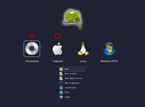 Chameleon软件