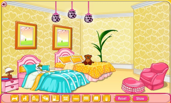 设计装饰女孩房间 v2.1 安卓版 2