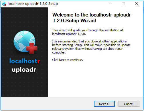 网盘上传工具 localhostr uploadr v1.2 正式版 0
