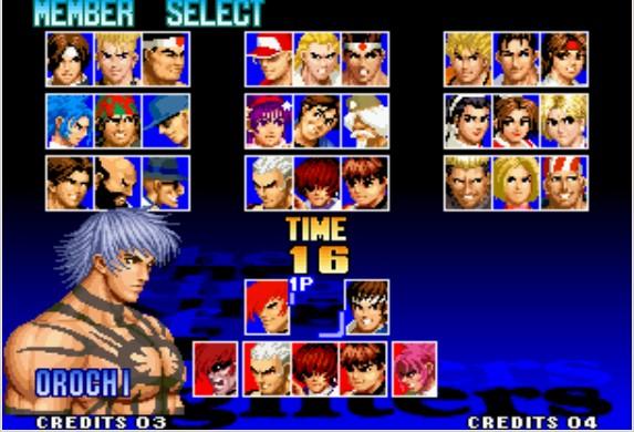 拳皇97风云再起软件
