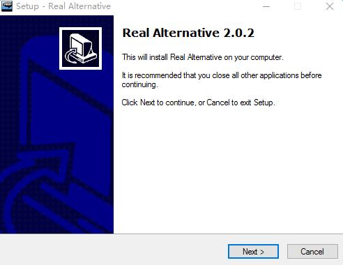 Real Alternative v2.02 最新版 0
