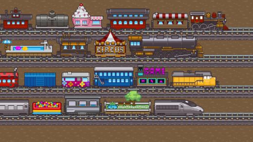 小小火车汉化破解版 v1.3.5 安卓无限钻石版 0