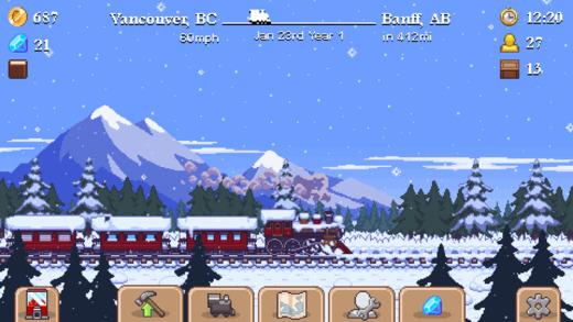 小小火车汉化破解版 v1.3.5 安卓无限钻石版 4