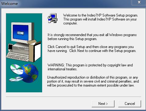 Indeo XP Codec Package Datecode编解码器 v20030909 官方版 0