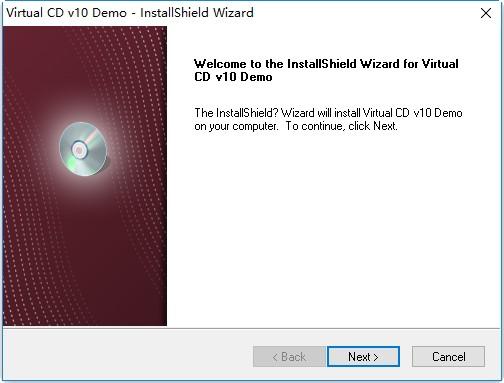 Virtual CD(��M光�) v10.7.00 中文破解版 0