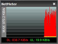 Net Meter(网络流量监控软件)