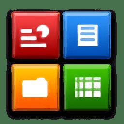 Microsoft Office 2003四合一免�M版