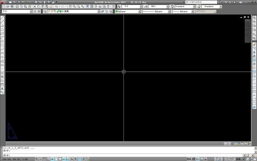 AutoCAD 2011中文版  0