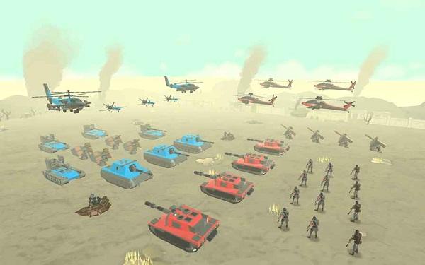 陆军战争模拟器破解版 v1.0.21 安卓版 2