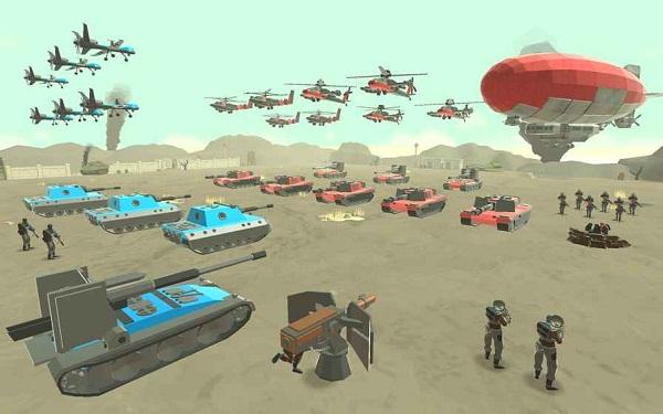 陆军战争模拟器无限钻石版下载