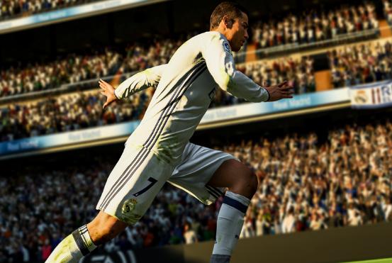FIFA18中文版