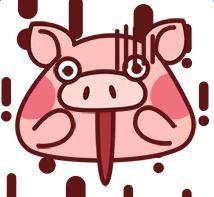 小骚猪qq动态表情包